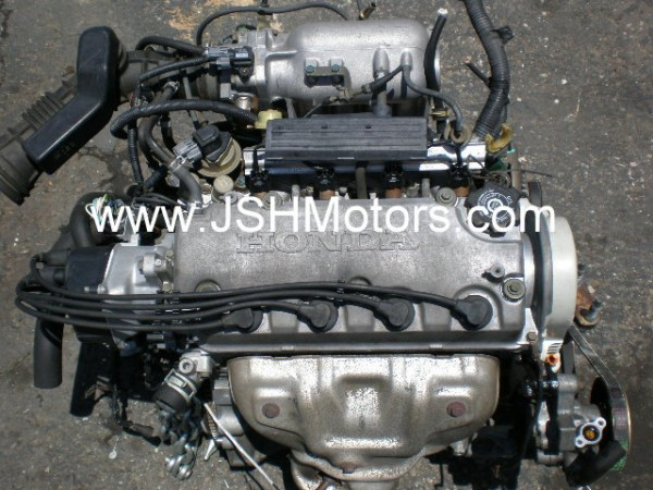 D15b 3 Stage Vtec Head To D15z6