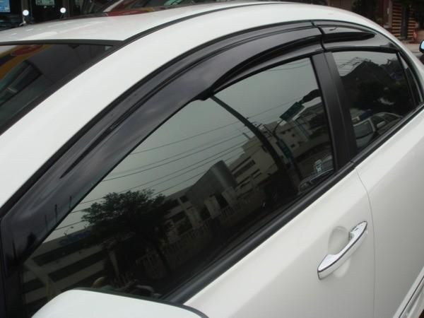06-09 Civic 4 Door Mugen Window Visors 574995aa544