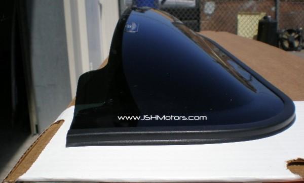 Sunroof Moonroof Civic Visor Wind Deflector