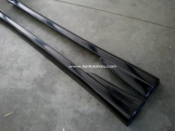 JDM Honda Integra Dc Optional Side Skirts - Acura integra type r side skirts