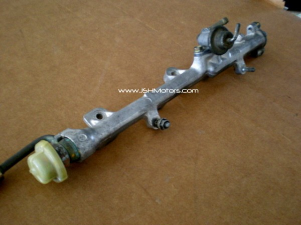 Acura Rsx For Sale >> JDM B16a Fuel Rail with Fuel Regulator OBD0
