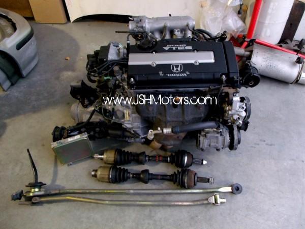Jdm B16a Sir Plete Swaprhjshmotors: Obd1 B16 Engine Harness At Gmaili.net