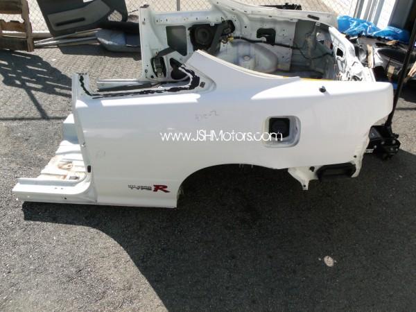 jdm integra dc rear  cut