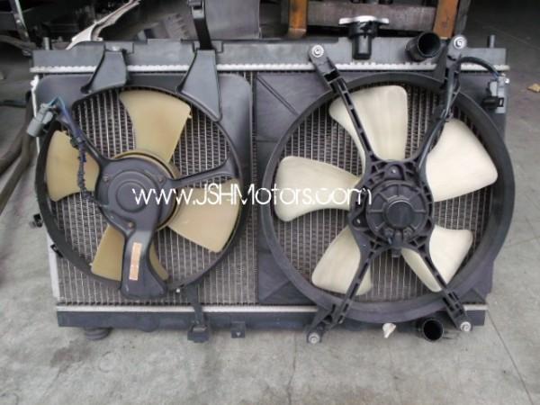 Jdm Integra Dc Type R Radiator And Fan