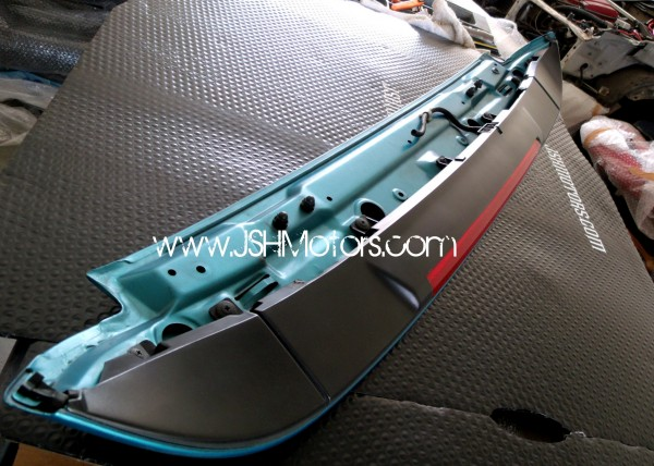 Jdm Eg6 Sir Ii 1 Piece Wing With Led