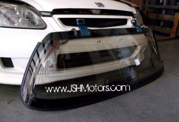 JDM 92 95 Civic Eg6 SiR Rear Glass Hatch