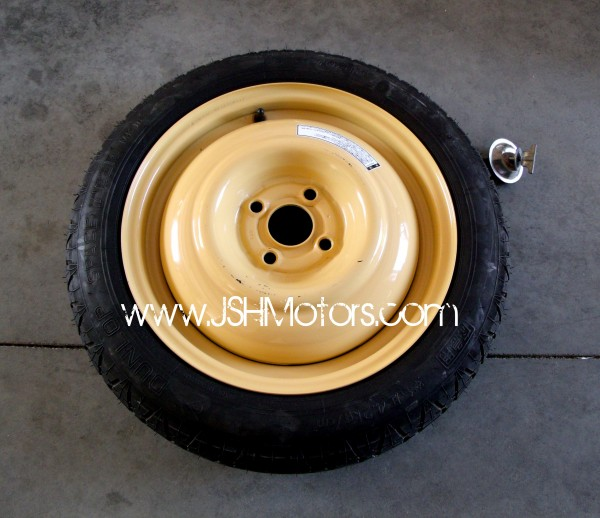 jdm   civic  sir spare tire