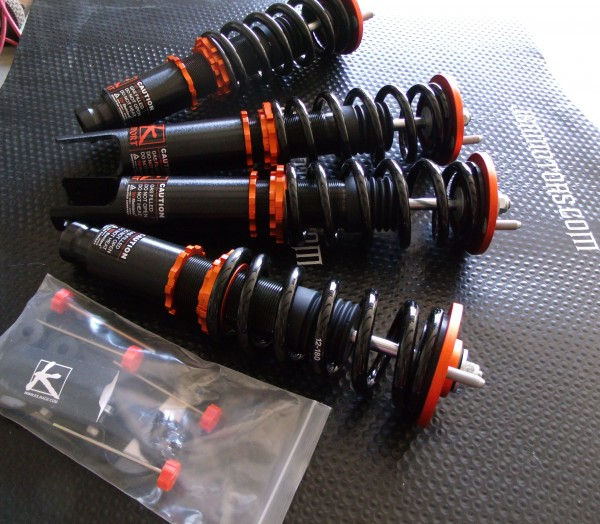 Ksport Coilovers For Civic Integra
