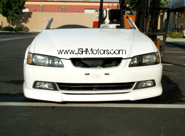 Civic Jdm Front End Conversion Sir-t Front End Conversion