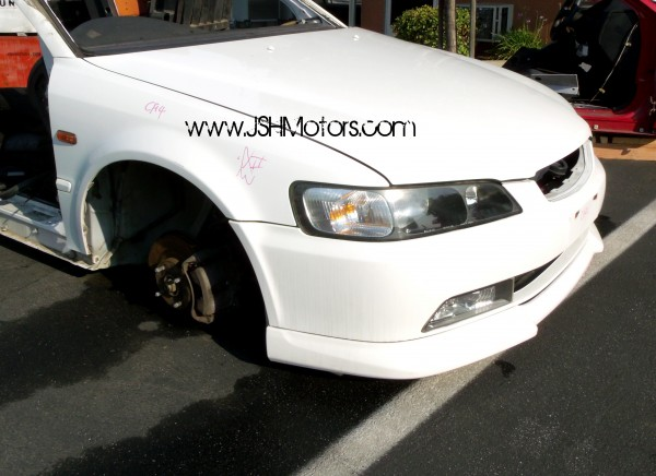 Jdm Accord Cf Sir T Front End Conversion