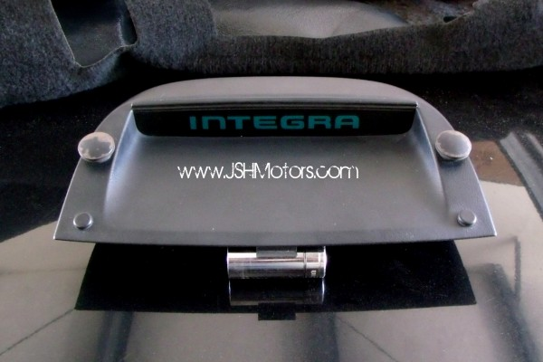 JDM Dc Rd Brake Light With Green Integra Emblem - Jdm acura integra parts