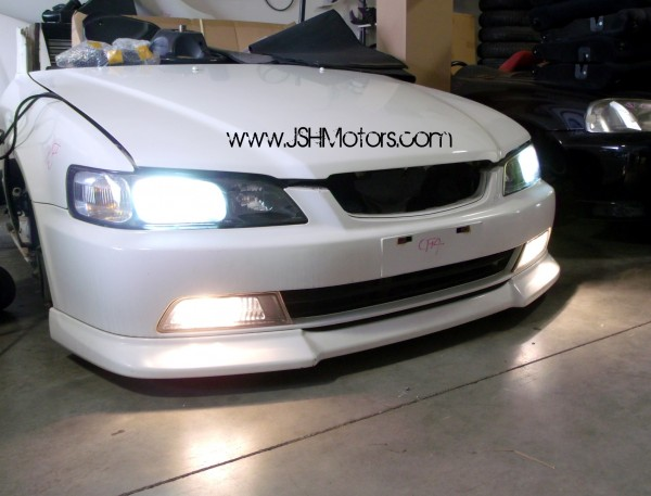 Jdm Accord Cf4 97 01 Sir T Front End Conversion