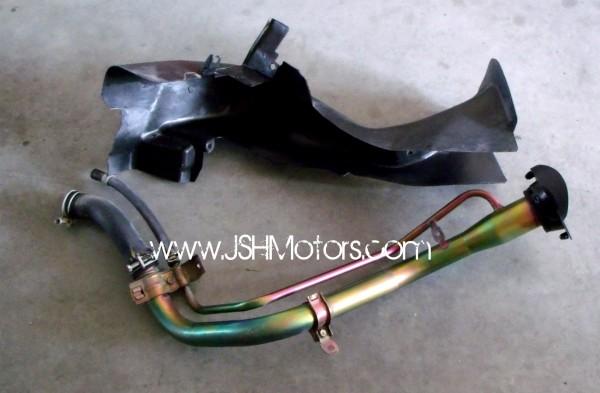 Honda Civic Ek Gas Tank Filler Neck