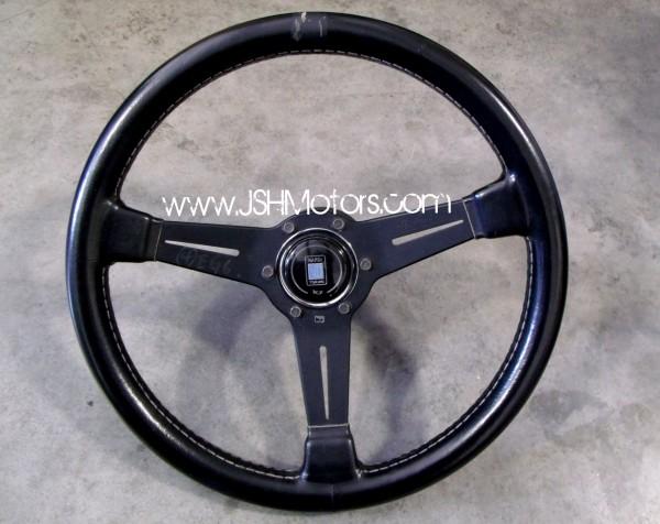 Nardi Classic Leather Steering Wheel