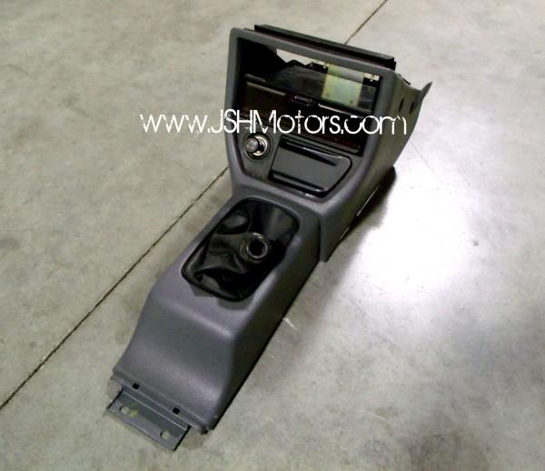 JDM Civic Eg6 SiR Double Din Optional Audio Console