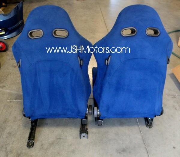 JDM Dc5 Integra Type R Blue Recaro Seats