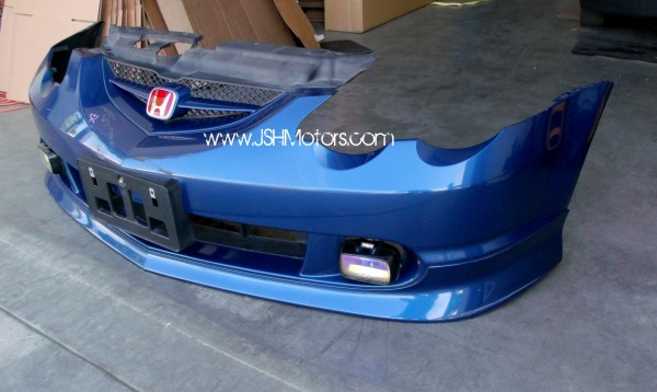 JDM Integra Dc5 Type R Front Bumper with Lip