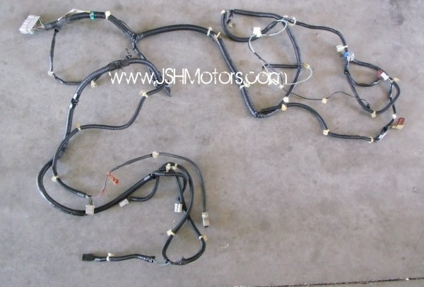 1407966753 RHD Integra DB8 ITR Rear End Wire Harness 002 jdm integra db8 itr rear end wire harness rhd integra wire harness firewall plugs at soozxer.org