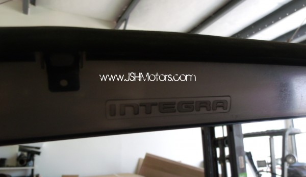 Jdm Integra Db Itr Door Window Visors Oem