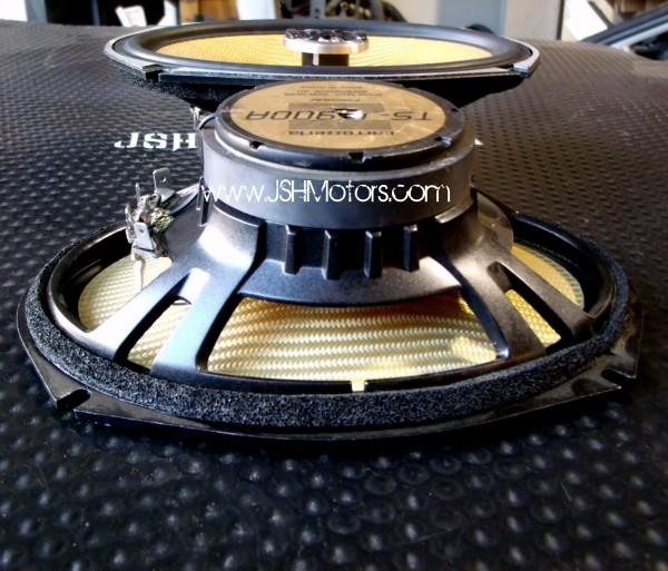 Pioneer Carrozzeria 200 Watt 6x9 Speakers
