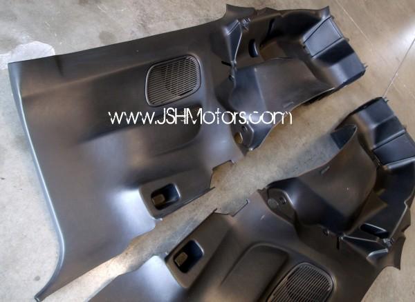 Jdm Integra Dc2 Rear Interior Panel Trim