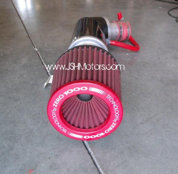 JDM Dc2 Top Fuel Carbon Fiber Air Intake