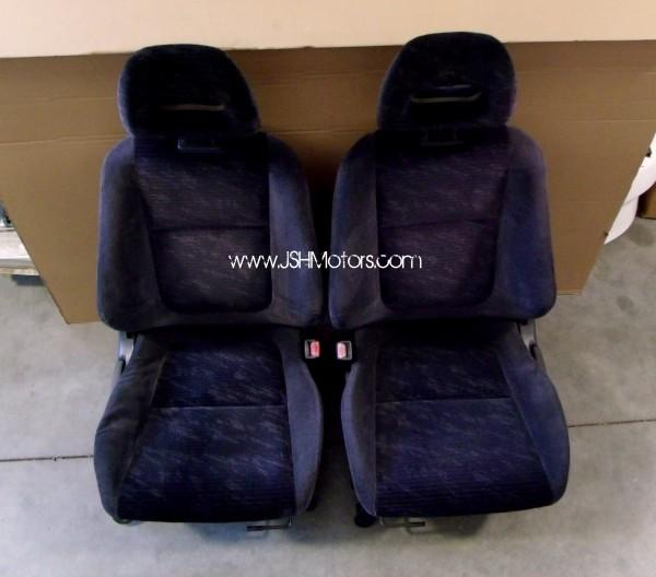 JDM GSR Front Seats