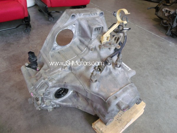 B18c 5 Speed LSD Transmission N3E S80 98Spec