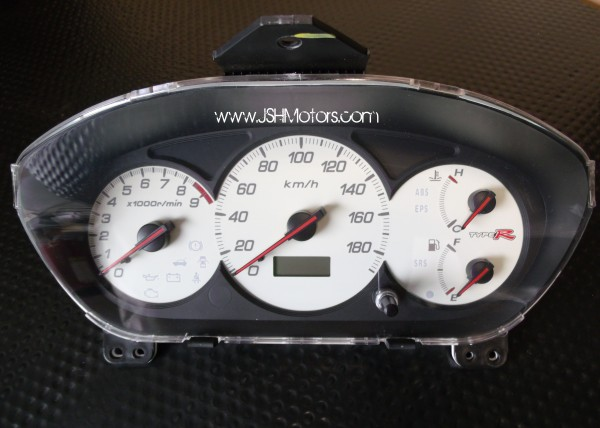 Jdm Ep3 Civic Type R Gauge Cluster