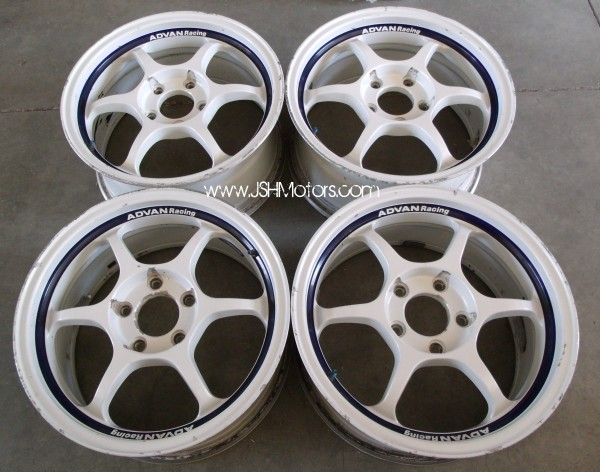 Advan RG Wheels 5x114 - Advan RG Wheels 5x114 - JSH Motors