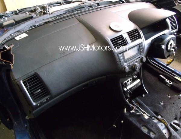 Accord Cl7 Euro R Right Hand Drive Conversion    Acura Tsx