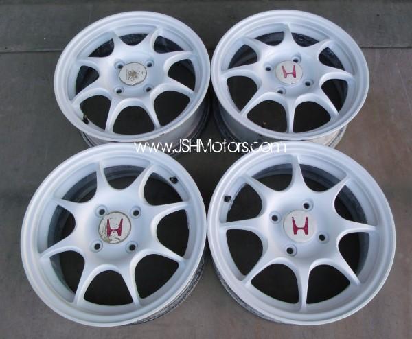 jdm 96 97 integra type r wheels 4x114 jsh motors