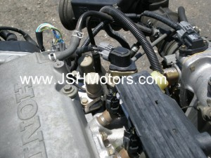 JDM D15B 2 Stage Vtec Long Block