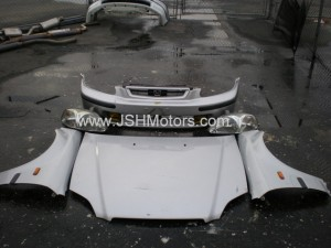 JDM Honda Civic 96-98 Ek4 SiR Front End Conversion