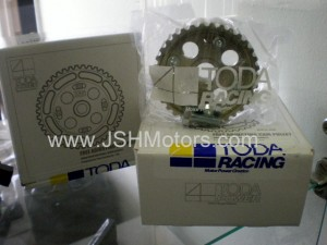 Toda Cam Gears (Adjustable)