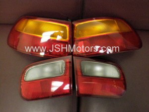 JDM 92-95 Civic Eg6 SiR Taillights