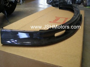 Civic Eg Spoon Style Carbon Fiber Front Lip