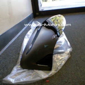 02-06 Acura RSX Rear Window Roof Visor