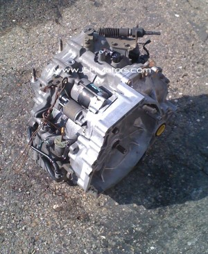 96-00 Honda Civic CVT HX Transmission