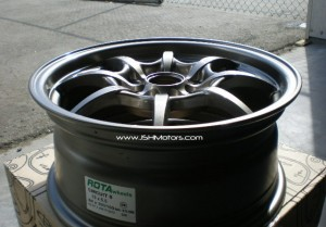 Rota Circuit 8 Wheel Set