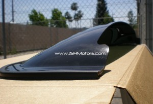 Civic Sunroof Wind Deflector visor