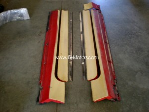 CRX EF7 Side Skirts