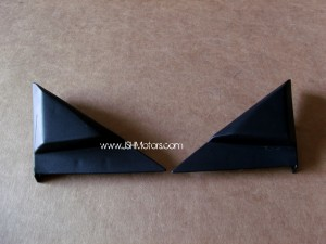 92-95 Civic Eg6 Power Mirror Cover