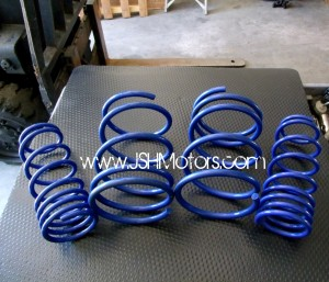 Rsx / Ep Lowering Springs