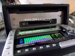 Carrozzeria Double Din CD Player