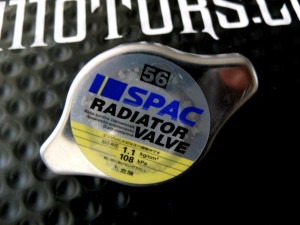 Spac Radiator Cap Used