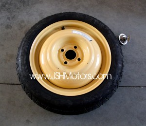 JDM 92-95 Civic Eg6 SiR Spare Tire