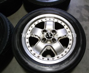 JDM Mugen MR5 Wheels