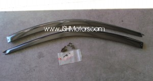 JDM Integra Dc 2 Door Window Visors OEM