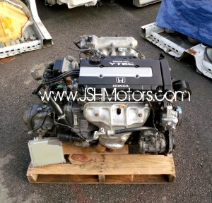 JDM B16a SiR Engine, Transmission, Ecu